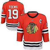3396d0f17d0 Product Image · NHL Youth Chicago Blackhawks Jonathan Toews #19 Replica  Home Jersey