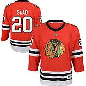 NHL Youth Chicago Blackhawks Brandon Saad #20 Replica Home Jersey