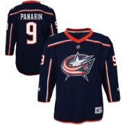 NHL Youth Columbus Blue Jackets Artemi Panarin #9 Replica Home Jersey
