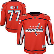 NHL Youth Washington Capitals T.J. Oshie #77 Premier Home Jersey