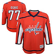 NHL Youth Washington Capitals T.J. Oshie #77 Replica Home Jersey