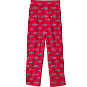 NHL Youth Washington Capitals Team Logo Red Sleep Pants