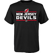 NHL Youth New Jersey Devils Epitome Black T-Shirt