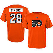 NHL Youth Philadelphia Flyers Claude Giroux #28 Orange T-Shirt