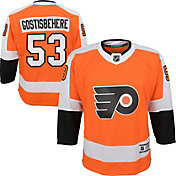 NHL Youth Philadelphia Flyers Shayne Gostisbehere #53 Premier Home Jersey