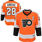 906f92f7c Product Image · NHL Youth Philadelphia Flyers Claude Giroux  28 Replica  Home Jersey