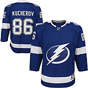 NHL Youth Tampa Bay Lightning Nikita Kucherov #86 Premier Home Jersey