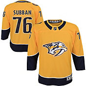 NHL Youth Nashville Predators P.K. Subban #76 Premier Home Jersey