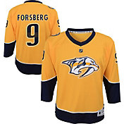 NHL Youth Nashville Predators Filip Forsberg #9 Replica Home Jersey