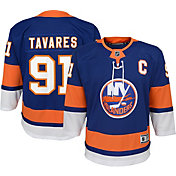 NHL Youth New York Islanders John Taveras #91 Premier Home Jersey