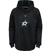 NHL Youth Dallas Stars Mach Black Pullover Hoodie