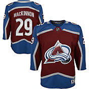 NHL Youth Colorado Avalanche Nathan MacKinnon #29 Premier Home Jersey