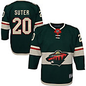 NHL Youth Minnesota Wild Ryan Suter #20 Replica Home Jersey