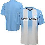 Outerstuff Youth Argentina Replica Jersey Blue T-Shirt