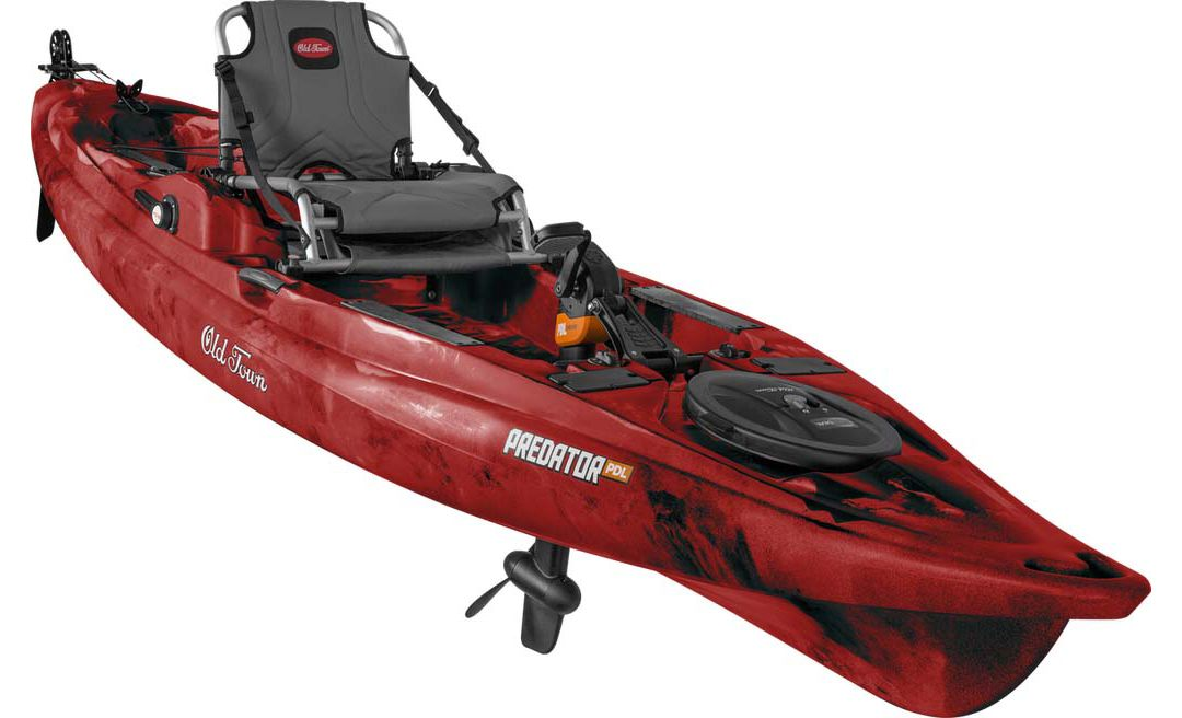 Old Town Canoe Predator PDL Pedal Drive Kayak