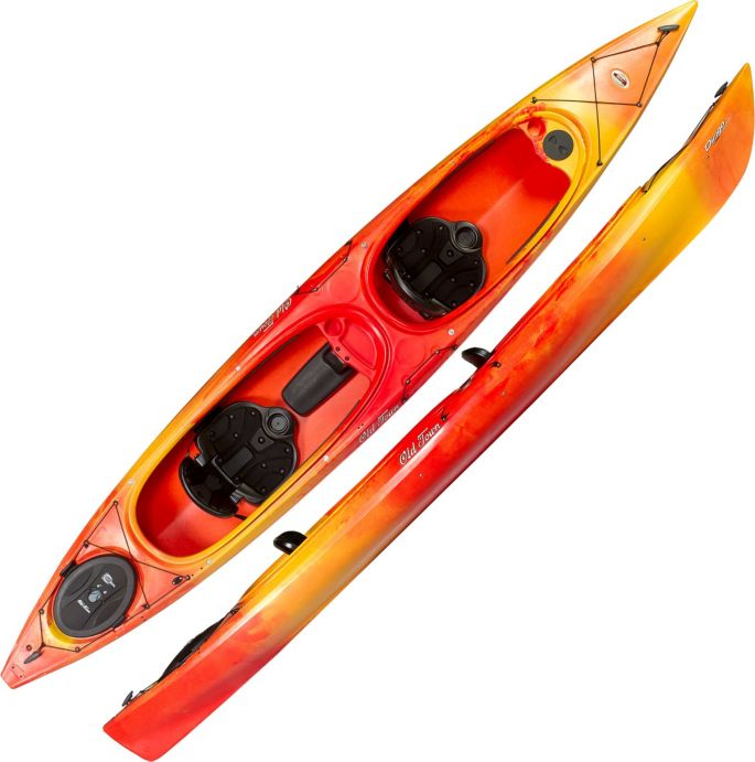 Old Town Canoe Dirigo 155 Tandem Kayak