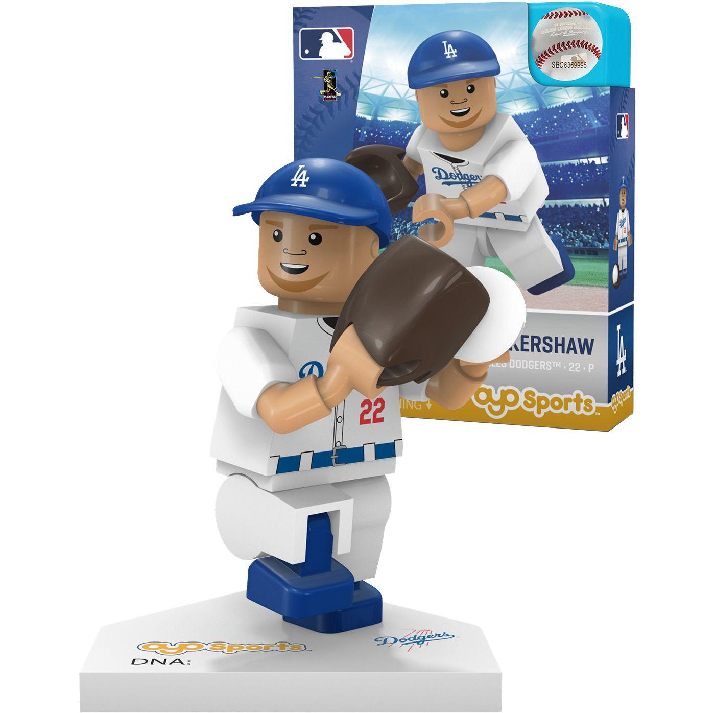 OYO Los Angeles Dodgers Clayton Kershaw Figurine