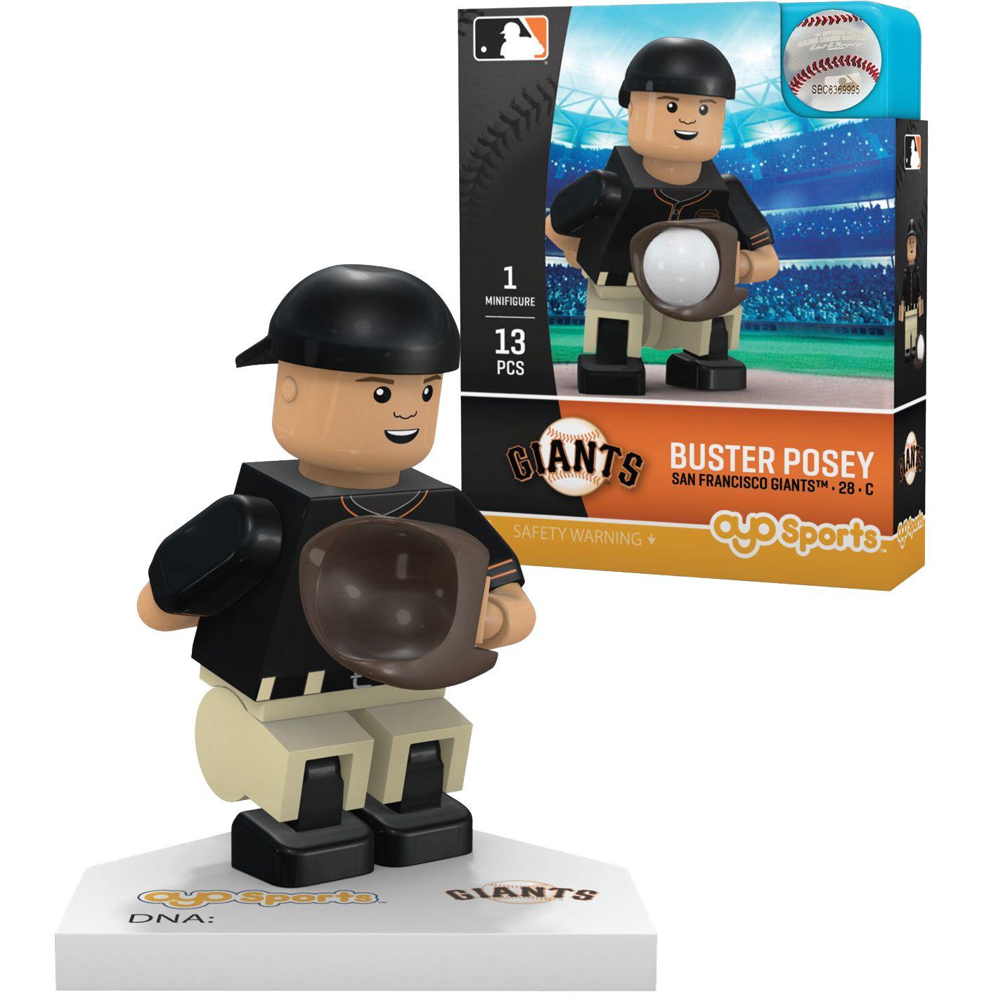 OYO San Francisco Giants Buster Posey Figurine