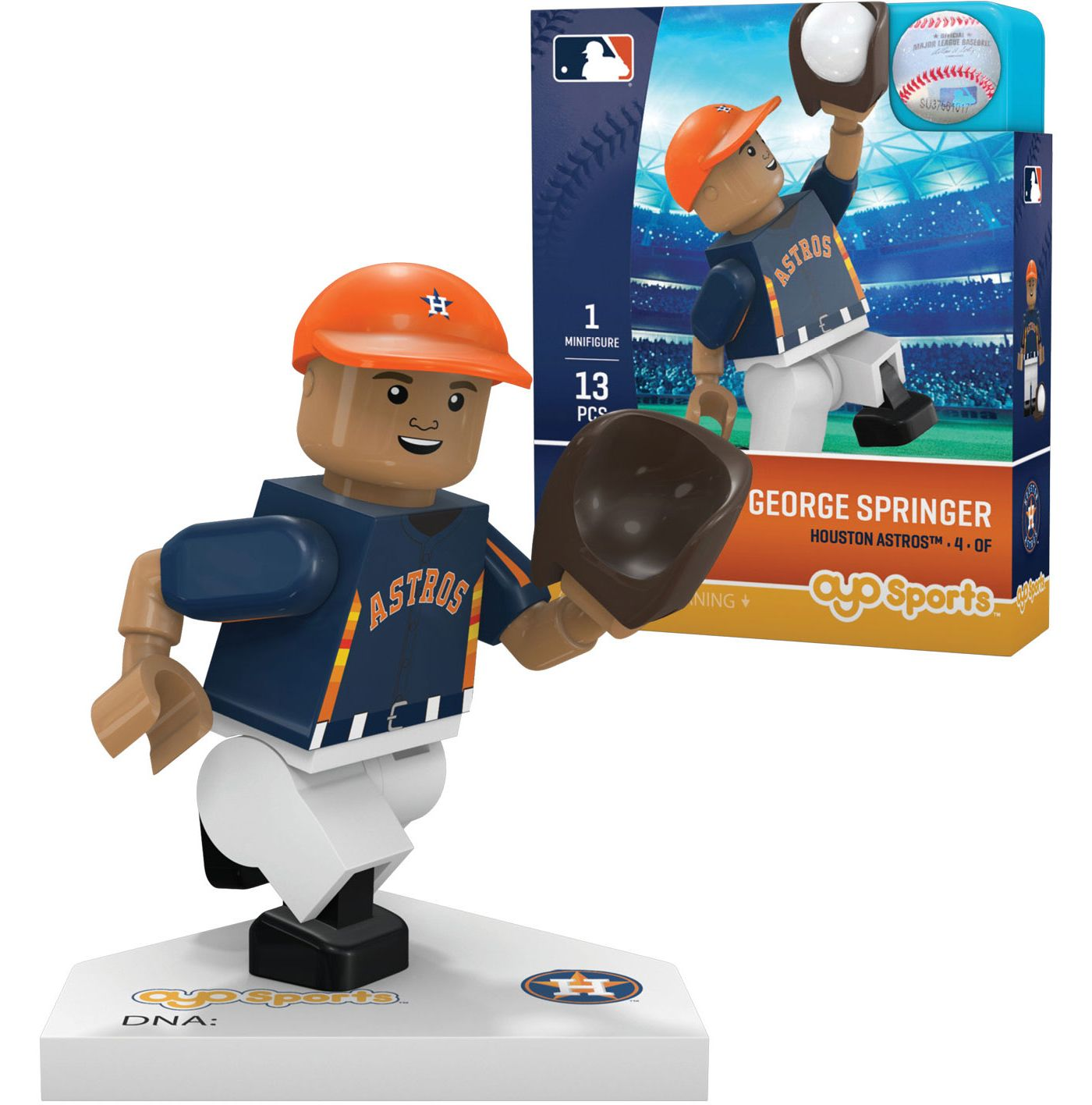Oyo Houston Astros George Springer Figurine