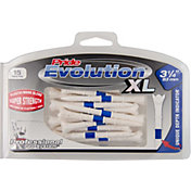 "Pride Sports Evolution XL 3.25"" Golf Tees – 15-Pack"
