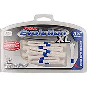 "Pride Sports Evolution XL 3.25"" Golf Tees – 15-Pack"