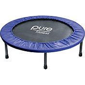 "Pure Fitness 40"" Mini Trampoline Rebounder"