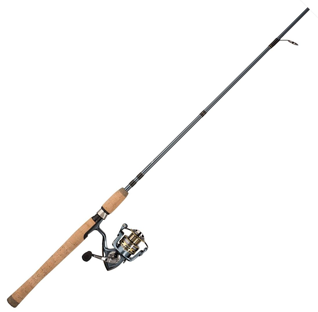 Pflueger President Spinning Combo, Size: Small