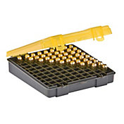 Plano 100 Round Handgun Ammunition Case – 9mm - .380 ACP
