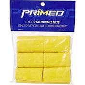 Primed Flag Football Belts – 3 Pack