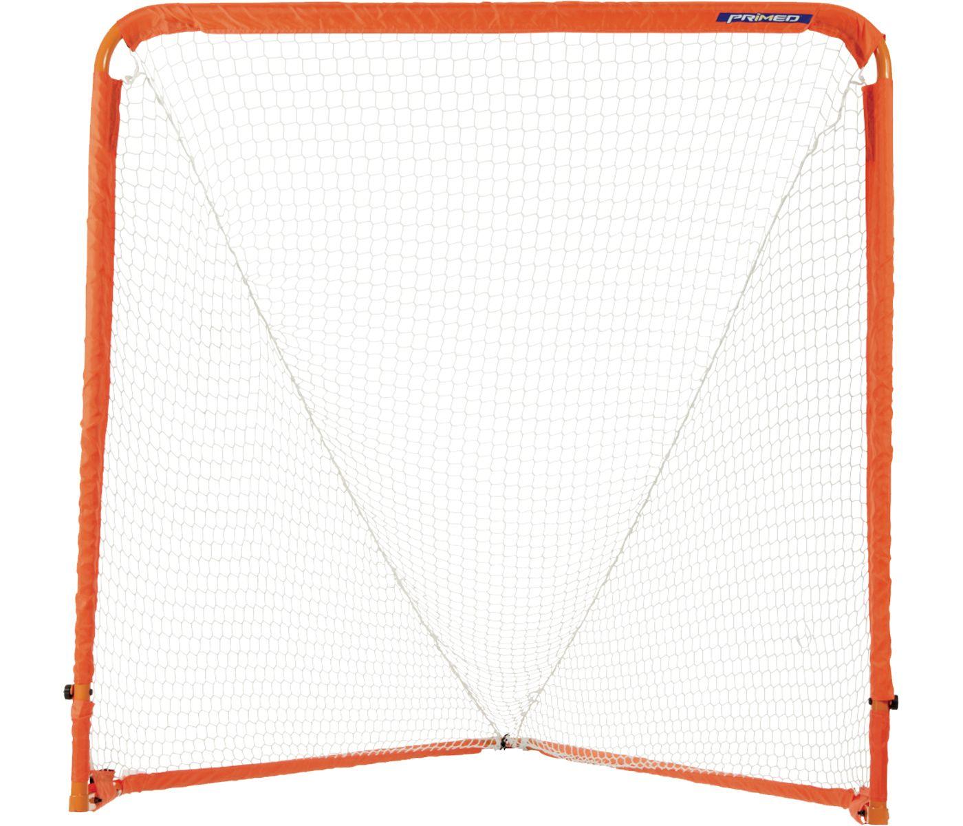 PRIMED 6' x 6' Folding Metal Lacrosse Goal