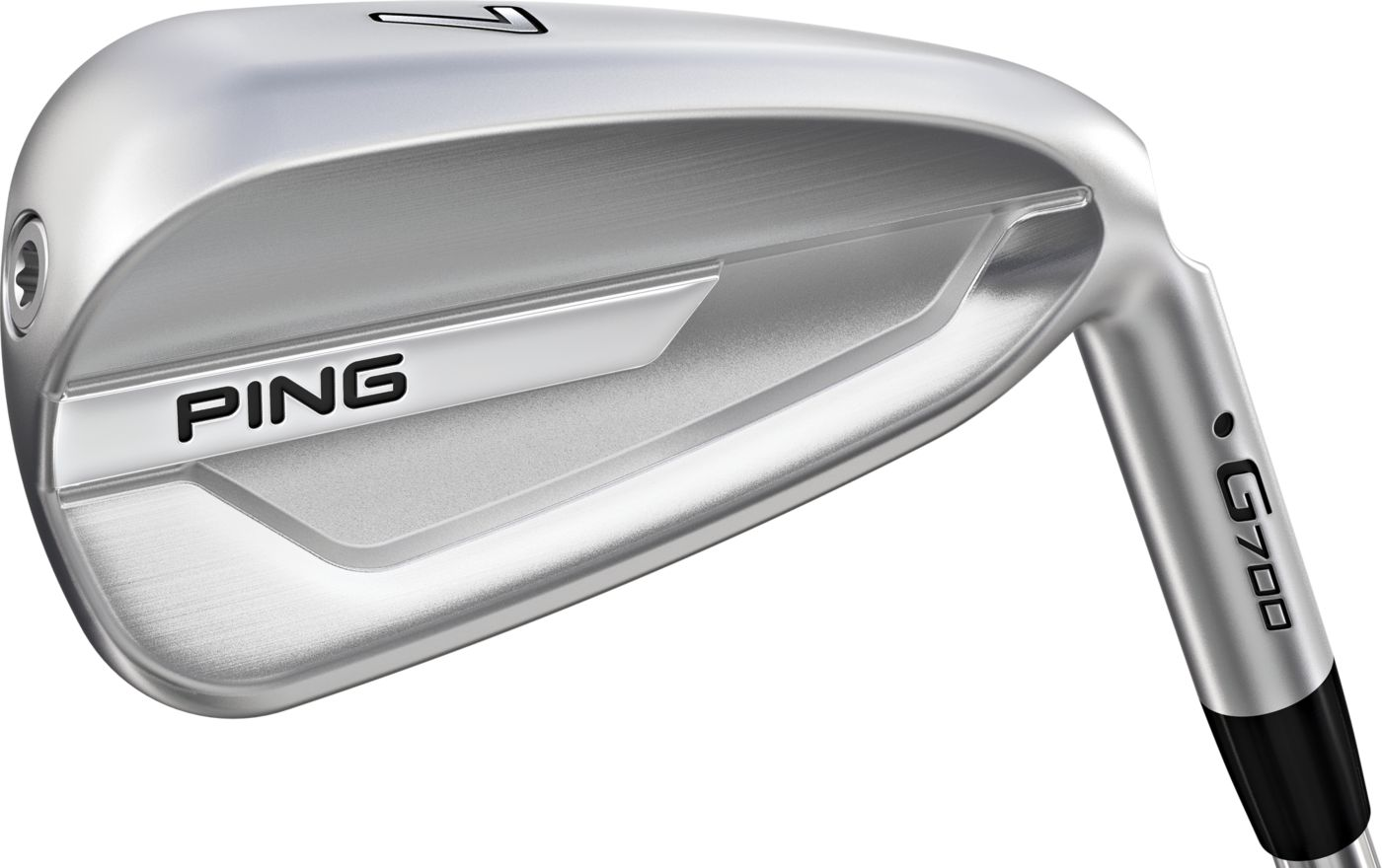 PING G700 Black Dot Irons – (Graphite) – Standard Length