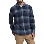 prAna Men's Lybek Long Sleeve Shirt (Regular and Big & Tall)