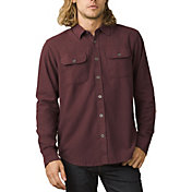 prAna Men's Lybek Long Sleeve Shirt