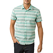 prAna Men's Tamrack Short Sleeve Shirt