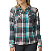prAna Women's Bridget Long Sleeve Shirt