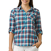 prAna Women's Gina Long Sleeve Shirt