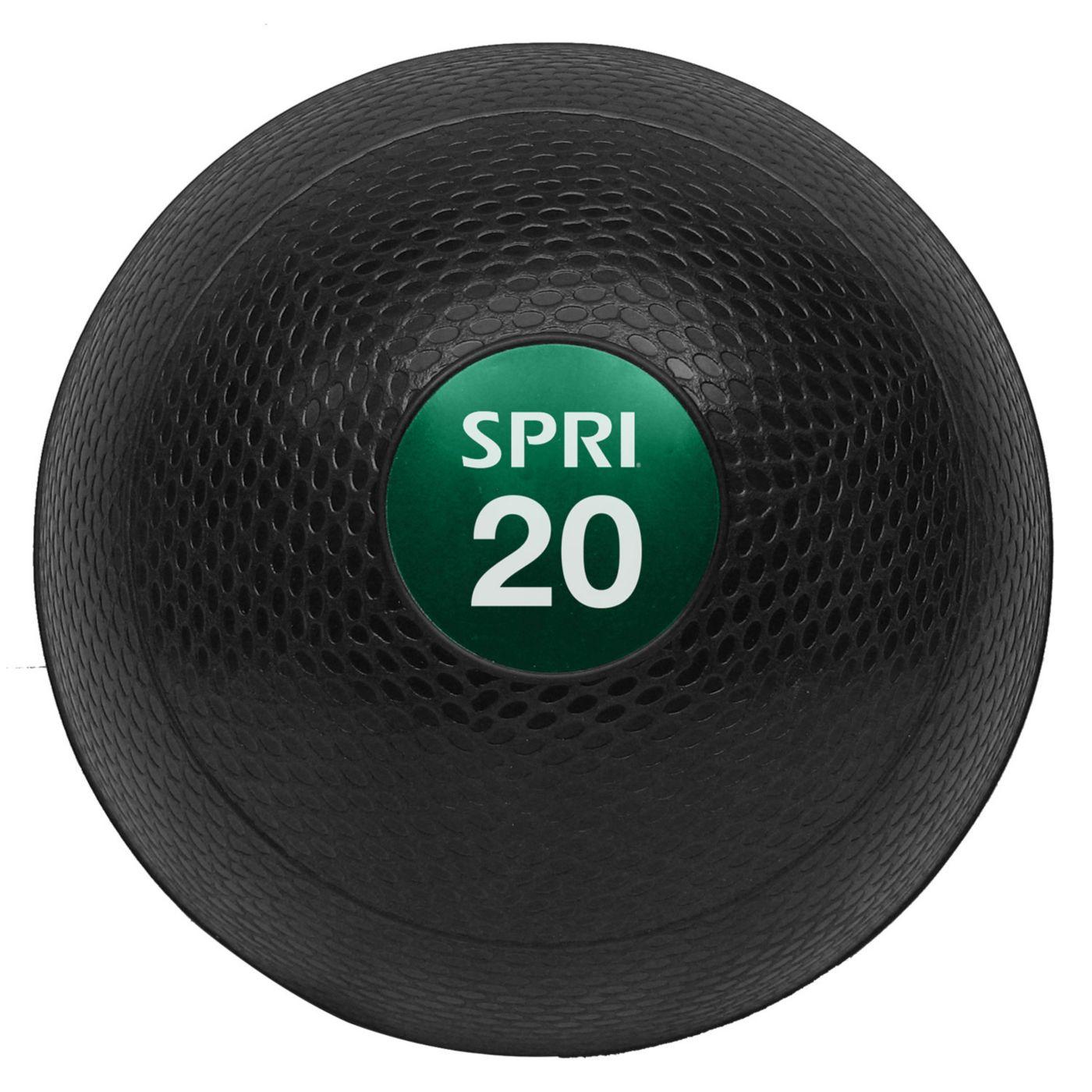 SPRI 20lb. Cross Train Slam Ball