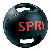 SPRI Dual Grip 14 lb. Medicine Ball