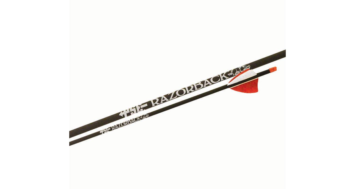 PSE Razorback Arrows – 6 Pack