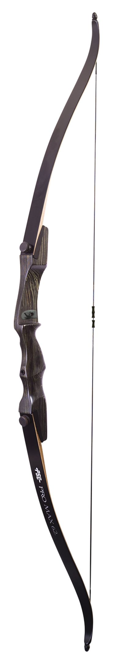 PSE Pro Max Recurve Bow Package