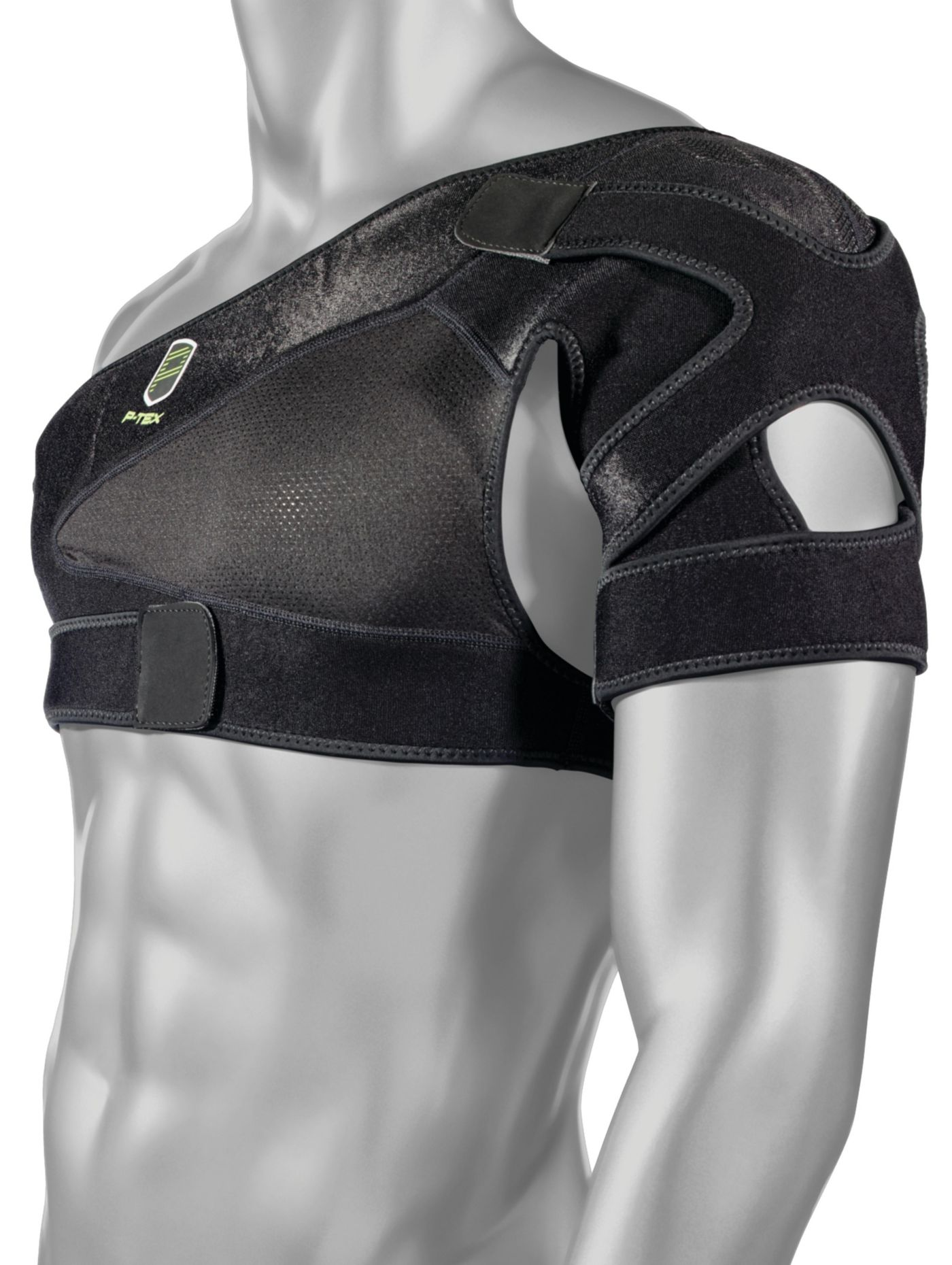 P-TEX Shoulder Support With Multi-Strap Stability System