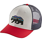 Patagonia Adult Fitz Roy Bear Trucker Hat