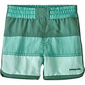 Patagonia Little Boys' Baby Board Shorts