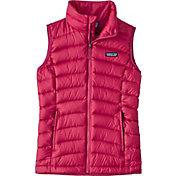 Patagonia Girls' Down Sweater Vest