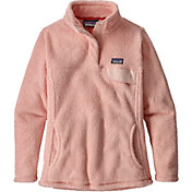 Patagonia Girls' Re-Tool Snap-T Fleece Pullover