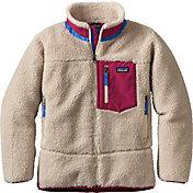 Patagonia Girls' Retro-X Fleece Jacket