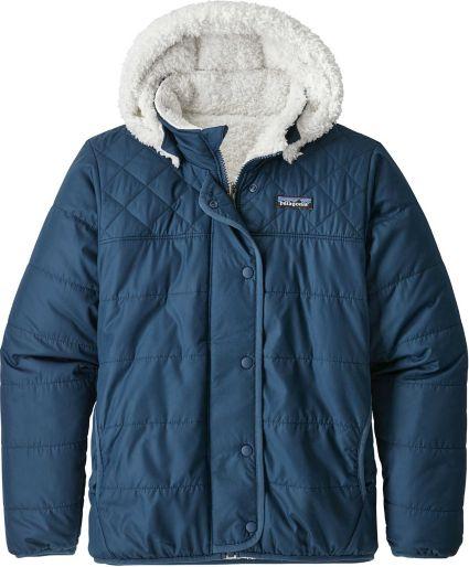 84714140ec57e Patagonia Girls  Dream Song Hooded Reversible Jacket. noImageFound