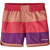 Patagonia Little Girls' Baby Board Shorts