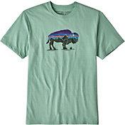 Patagonia Men's Fitz Roy Bison Responsibili-Tee T-Shirt