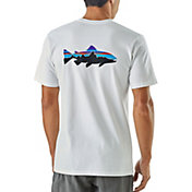 Patagonia Men's Fitz Roy Trout Responsibili-Tee T-Shirt